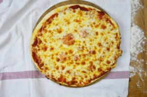margarita retouchée pizza la fabrik a pizza messac guipry